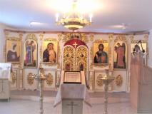 Иконостас храм
