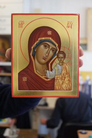 Божия Матерь Казанская