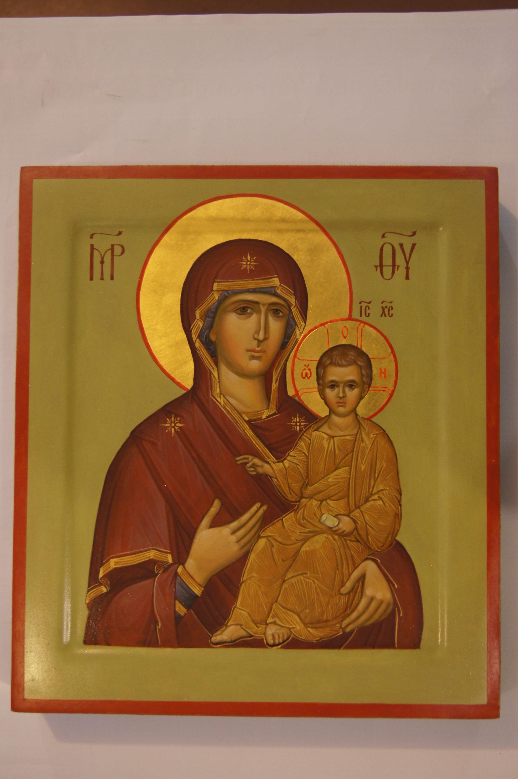 Божия Матерь Одигитрия
