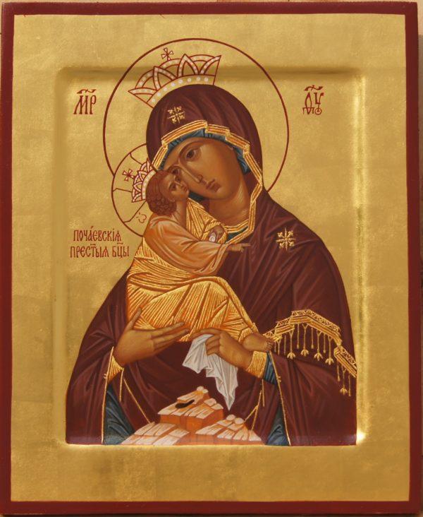 Божия Матерь Почаевская
