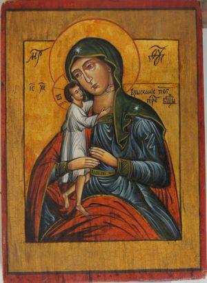 Икона Божией Матери Взыскание погибших