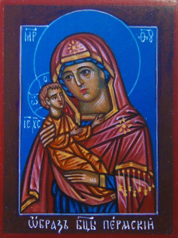 Икона Божией Матери Пермская
