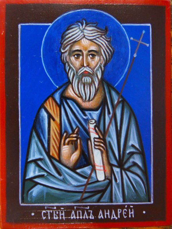 Икона Святой апостол Андрей