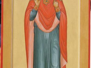 Святая Мученица Христина Лампсакийская