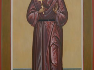 Святая Преподобномученица Александра Хворостянникова