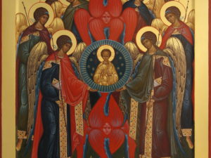 Собор Архистратига Божия Михаила и всех Небесных Сил Бесплотных