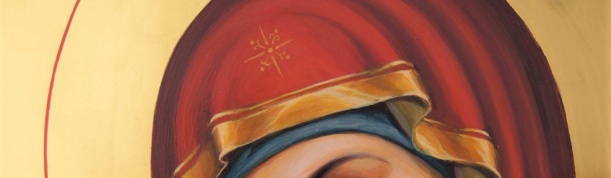 Написан новый образ Пермской иконы Божией Матери