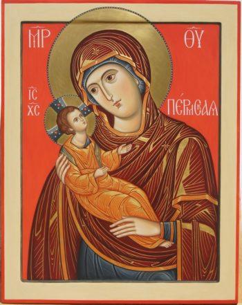 Написан новый образ «Пермской» иконы Божией Матери