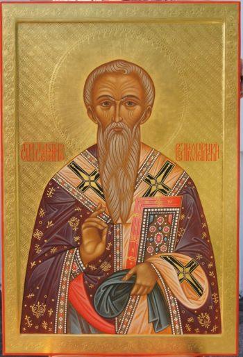 Образ святителя Стефана Великопермского