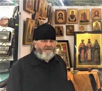 Почил о Господе клирик нашего храма Протоиерей Владимир Солтес