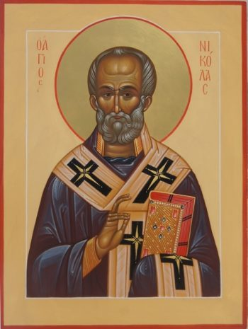 Образы святителя Николая